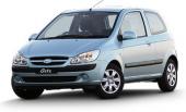 Сдам в аренду посуточно Hyundai Getz 1.4 Automatic gearbox Объем двигателя:1.4 л  Мощность двигателя:97 л.с.  Топливо:Бензин АИ-92  Цвет авто:Светло-зелены в Белгороде