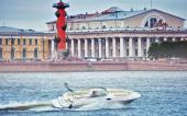 """Сдам в почасовую аренду Катер  """"Sea-Ray 240"""" в Санкт-Петербурге"""