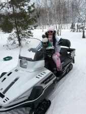 Сдам в почасовую аренду Снегоход с инструктором  в Костроме
