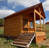 Сдам в аренду посуточно дом в Иркутске р-н Ольхонский, местность Хужир-Нуга, 11 км в сторону д. Сарма