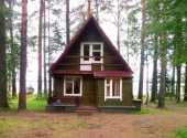Сдам в аренду посуточно дом в Петрозаводске р-н 23 км от Петрозаводска на берегу Онежского озера