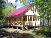 Сдам в аренду посуточно дом в Саратове р-н на живописном волжском острове прямо напротив центра Саратова