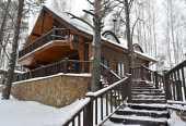Сдам в аренду посуточно дом в Иваново р-н Ориентир — д. Стёпаново. В деревню не въезжаем, через 800 м будет поворот направо на «Кантри Хоум»