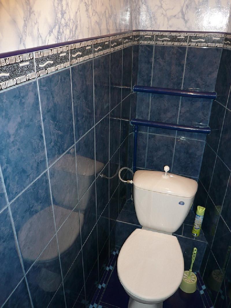 Дизайн в раздельной ванной