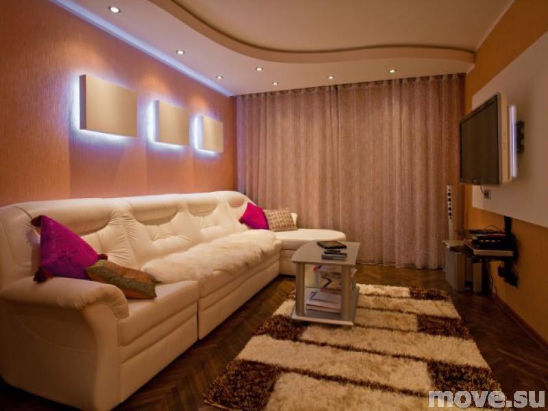 Дизайн зала в квартире хрущевке фото