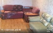 Сдам в аренду посуточно квартиру в Биробиджане р-н Ул. Советская, дом 48