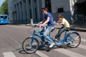 Долгосрочная аренда Прокат велосипедов, электровелосипедов в Москве в Москве