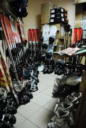 Посуточная аренда сноуборд + ботинки в Новосибирске