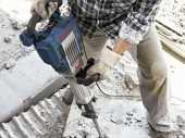 Долгосрочная аренда Аренда (прокат) - молоток отбойный Bosch. в Волгограде