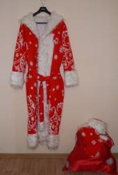 Посуточная аренда Костюм Деда Мороза в Краснодаре