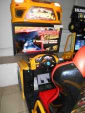 Долгосрочная аренда Игровой автомат Need For Speed Carbon в Москве