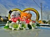 Посуточная аренда Украшения для свадебных автомобилей в Иваново