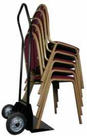 Посуточная аренда Тележка для стульев в Москве