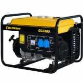 Посуточная аренда Генератор 2,2 кВТChampion GG2800  Бензин АИ-92 (без масла), расход 1,36 л/час.  Габариты 600x480x460 мм в Вологде