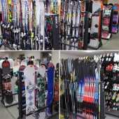 Посуточная аренда Беговые лыжи, ботинки, палки, очки в Южно-Сахалинске