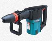 Посуточная аренда Отбойный молоток Makita HM1202C.Номинальная потребляемая мощность: 1450 Вт    Энергия удара: 21,9 Дж    Число ударов в минуту: 950 - 1900 уд/мин    Тип патрона: SDS-max в Благовещенске