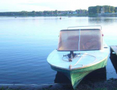 Почасовая аренда Лодка «Амур», 130 л.с. в Астрахани
