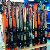 Посуточная аренда Горные лыжи с ботинками (комплект) в Барнауле