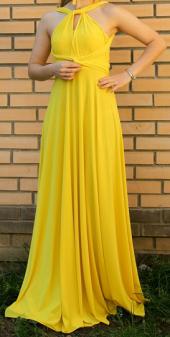 Посуточная аренда Платье-трансформер  Цвет: желтый  Размер: 42-46 в Томске