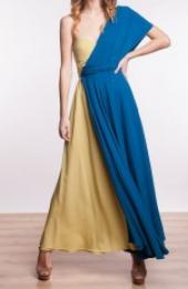Посуточная аренда Дизайнерское платье от Dolganeva Sisters в Омске
