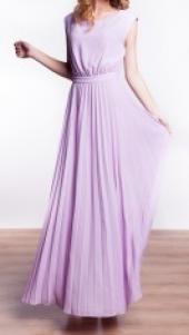 Посуточная аренда Платье пастельного цвета с открытой спиной в Омске
