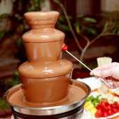 Посуточная аренда Шоколадный фонтан 40 см в Анапе