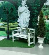 Посуточная аренда Скамейка садовая (в наличии 8шт.) в Санкт-Петербурге