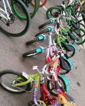 Почасовая аренда Детский велосипед 4-хколесный в Кызыле