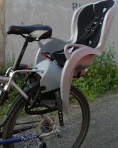 Почасовая аренда Детское велосипедное кресло в Сухуме
