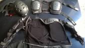 Почасовая аренда Защитный панцирь, наколенники, налокотники, шлем  в Назрани