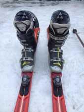 Посуточная аренда Горные лыжи + ботинки + палки в Магадане