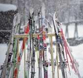 Почасовая аренда Лыжи в Магадане