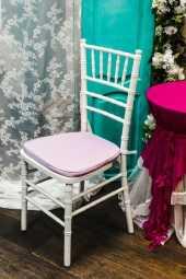 Посуточная аренда Подушка на стул Кьявари Сиреневого цвета в Чебоксарах