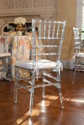 Посуточная аренда Стул Прозрачный Кьявари.Во всем мире итальянская мебель издревле считается образцом красоты, удобства, долговечности и безупречного стиля в Самаре