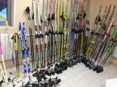 Почасовая аренда Лыжи в Смоленске