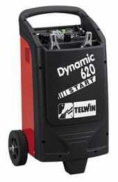 Посуточная аренда Пуско-зарядное устройство TelwinDynamic 620 start для пуска всех типов легковых автомобилей, легких грузовиков и тракторов и для зарядки свинцовых кислотных аккумуляторов на 12/24 В в Пензе