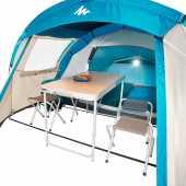 Посуточная аренда 4-х местная палатка для кемпинга Quechua Arpenaz Family 4 в Москве