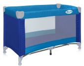 Долгосрочная аренда Кровать-манеж Bertoni Zippy - удобный складной манеж  для детей с рождения и до 3-х лет.    предназначен для сна и игр   складывается  до компактных размеров   имеет жесткое дно в Иваново