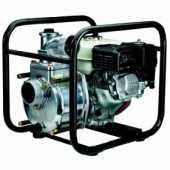 Посуточная аренда Мотопомпа Koshin STH-80X.Производительность максимальная 800 л/мин.  Напор воды до 15м.  Глубина всасывания до 5м.  Максимальные пропускаемые частицы 15мм.  Двигатель Honda GX160  Расход топлива 1л/ч.  Масса 35кг в Майме