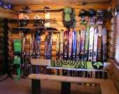 Почасовая аренда Лыжи в Якутске