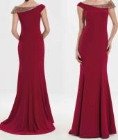 Посуточная аренда Любимые наряды сервиса DressForDay Цвет: бордо  Размер: 50 в Воронеже