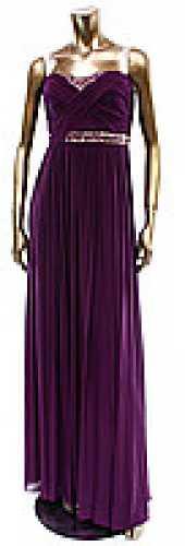 Посуточная аренда Вечернее платье насыщенного фиолетового цвета. Несколько слоев ткани. Бюст украшен паетками и бисером.     Размер 44-46 в Ростове-на-Дону