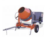 Посуточная аренда Mixer MC3SEA in a variety of sizes. Mixers help achieve the proper consistency of concrete or mortar needed for construction projects в США