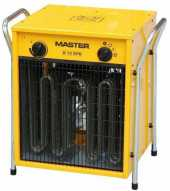 Посуточная аренда Тепловентилятор электрический Master B 15 EPB, напряжение питания 380 В, тепловая мощность 15/7,5 кВт, потребляемый ток 22 А, поток воздуха 1700 м.куб./ч, диапазон температур 5-35 градусов Цельсия, класс защиты IPX4, габариты 370x480x530 мм, вес 15 к в Екатеринбурге