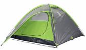 Посуточная аренда Трехместная двухслойная палатка Saxifraga Thunderdome 3 в Чебоксарах